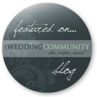 Featured on The Wedding Community 250