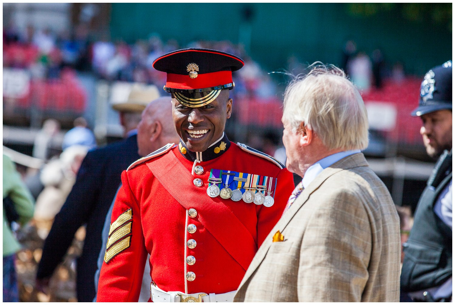 Trooping the Colour 1