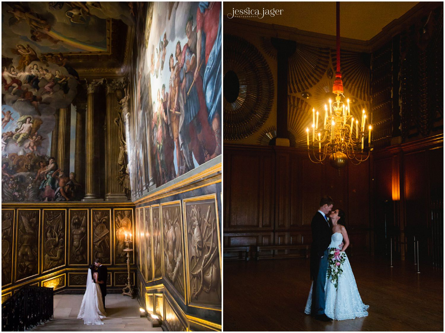 A Hampton Court Wedding