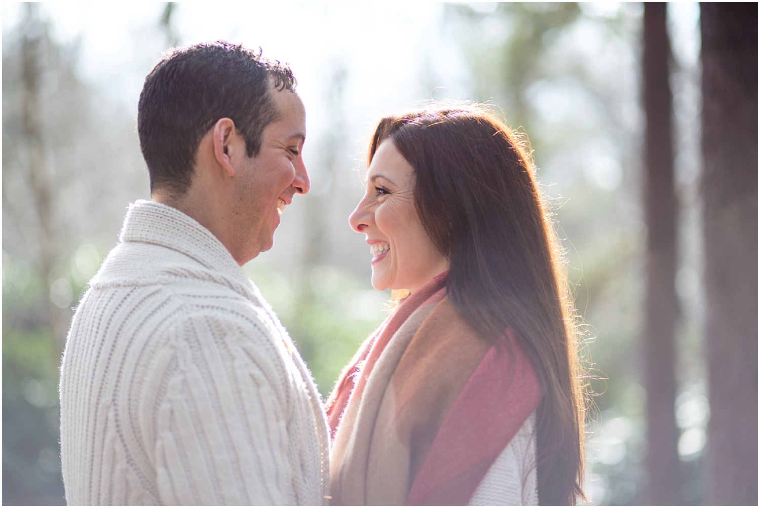 Virginia Water Pre-Wedding Shoot
